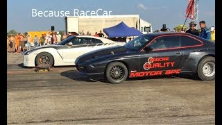 Nissan GT-R 1800 hp vs Bmw 850CI V12 Twin Turbo 800 Hp - Drag Race Ianca 2017 by Alex Buzoianu Photo