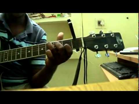 enakenna yarum illaye guiar chords & cover from film aakko