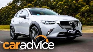 Mazda CX-3 review : First Drive thumbnail