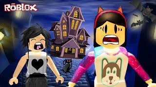 Roblox-ENTERED the HOUSE Monster (Darkenmoor) | Sophie Games