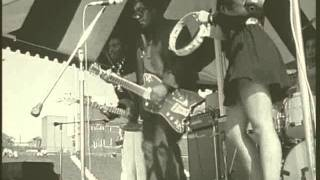 Bo Diddley on stage sept 1968
