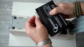 Замена батареи источник бесперебойного питания Back-UPS 300(, 2014-03-29T14:18:11.000Z)