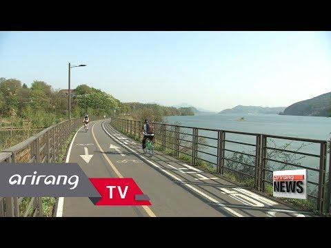 [Viewfinder] Cycle Path In Yangpyeong