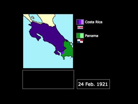 [Wars] The Costa Rica-Panama War (1921): Every Day