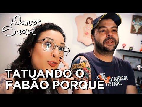 FABÃO E O SEU PASSADO  - DANEE SUAVE