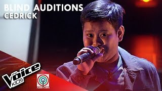 Ikaw Ang Pangarap by Cedrick Ebe | The Voice Kids Philippines Blind Auditions 2019