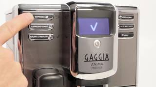 Gaggia Anima Prestige Quick St…