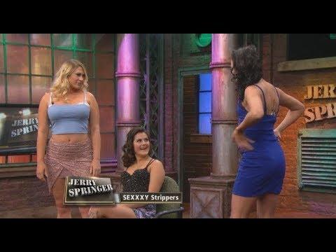 Savannah Needs A Travel Buddy (The Jerry Springer Show)