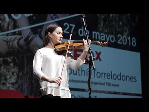 La música en Auschwitz, el sonido del holocausto   Rocio Cabello   TEDxYouth@Torrelodones
