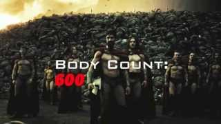 Highest Body / Kill Count Movies