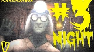 Asylum Night Shift 2 iOS / Android / Amazon Gameplay Video PART 3