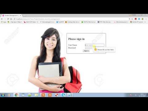 Student Management System