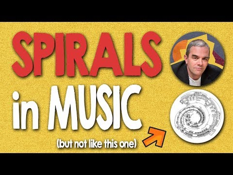 Spirals in Music (ft. Nine Inch Nails, John Coltrane & Sibelius)