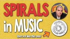 Spirals in Music