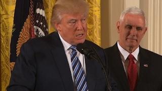 Trump to Staff: We