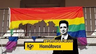 """""""Homófovox"""" #EditorialCrudo 711"""