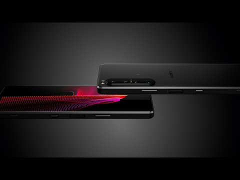 Sony Xperia 1 III Default live wallpapers available