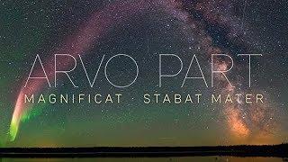 Arvo Pärt: Magnificat, Stabat Mater