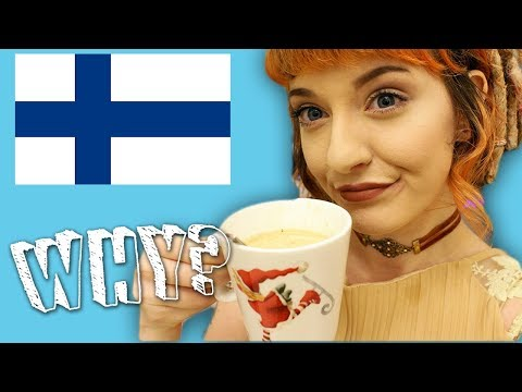 Why I Moved to Finland!