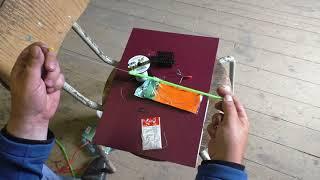 как сделать фидерную снасть с двумя крючками
