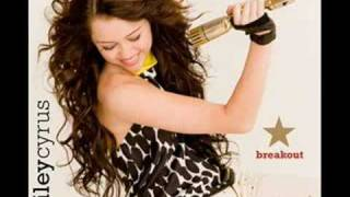 Miley Cyrus - Breakout [HQ] [Lyrics + Download Link]