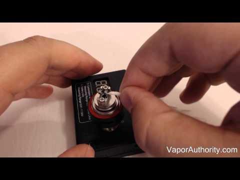 Kanger Subox Mini Kit - RBA Dual Coil Build Tutorial