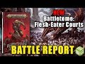 Flesh Eater Courts Review Battle Report mp3
