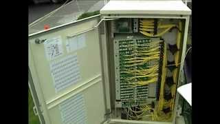 Fiber Optic Patch Panels, Closures & Pedestals:  W-6D-172 Chapter 1 of 12