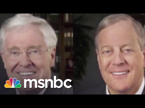 Donald Trump Snubbed By Koch Brothers | Msnbc