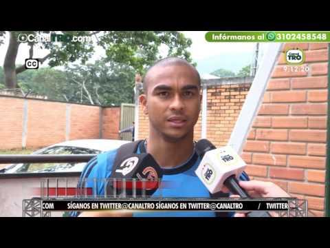 Sergio Romero, nuevo jugador del Bucaramanga - Deportes TRO