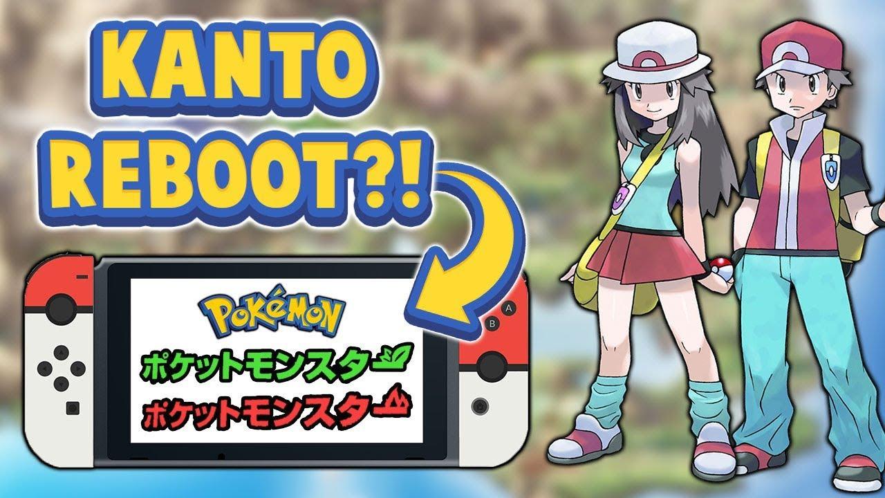 POKÉMON SWITCH IS A KANTO REBOOT?! New Details from Pokémon Switch Interview! [Rumor]