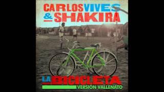 Carlos Vives & Shakira La Bicicleta (Versión Vallenato)