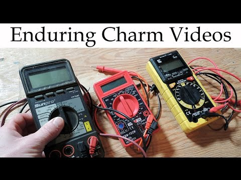 How To Use A Digital Multimeter Around Your Home