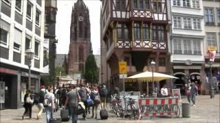 Прогулка по Франкфурту-на-Майне(, 2012-07-14T18:36:14.000Z)