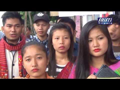 SRISTI TRIPURA Live NEWS 10 08 2017 HD Video
