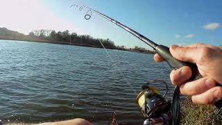 Осенью на рыбалку за щукой