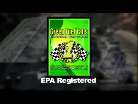 Green Fuel Tabs Lower Auto Emissions Improve Gas Mileage