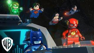 """LEGO® DC Comics Super Heroes: Justice League: Cosmic Clash - Clip - """"Earth Has A Firewall"""""""