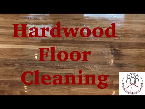 Hardwood Floor Cleaning New Albany Ohio