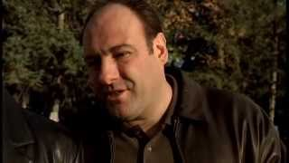 The Sopranos - Tony gets in everyone's face