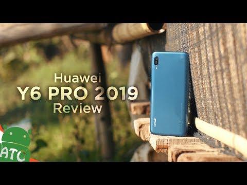 Huawei Y6 Pro (2019) Full Review in Bangla | ATC | ATC