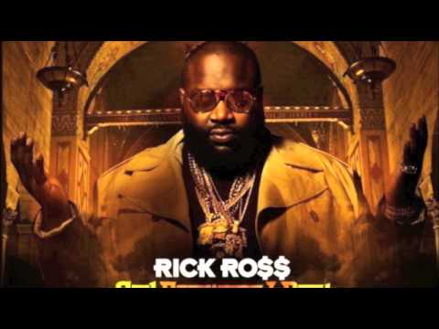Rick Ross - Pirates + Lyrics