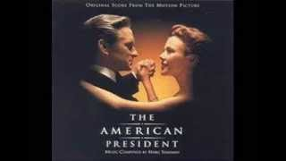 The American President OST - 08. Politics As Usual - Marc Shaiman