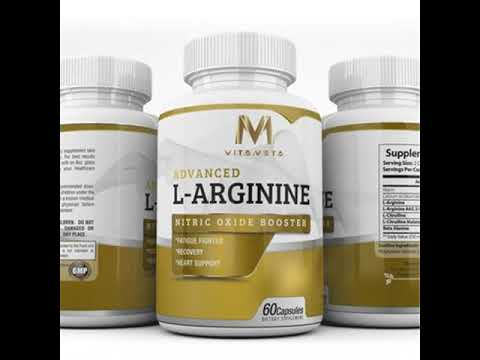 L-Arginine Nitric Oxide Booster - Testosterone Pills Near Me
