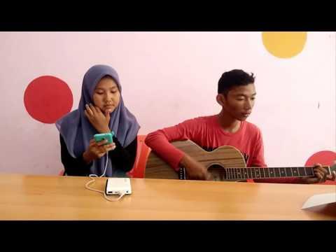 Vagetoz  - kuatkan aku (cover by adinda, rizal)