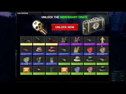 Technology trends in 2017 - Download Video H1z1 Abrindo Nova Mercenary Crate 09