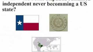 "Alternate History: ""The Republic of Texas"""