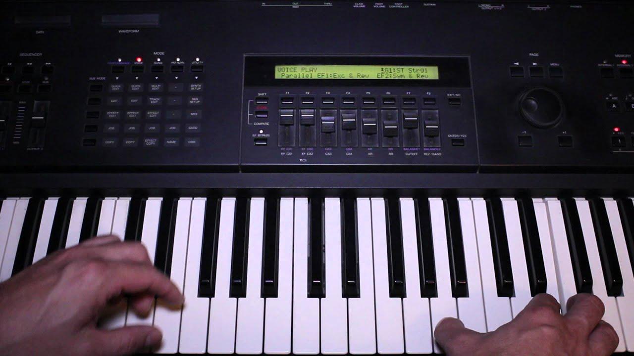 Yamaha Sy