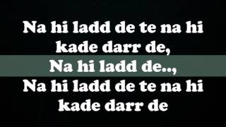 3 Peg-Sharry Maan (Lyrical Video)