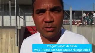 Energie-Legende Vragel da Silva geht - und weint leise Abschiedstränen
